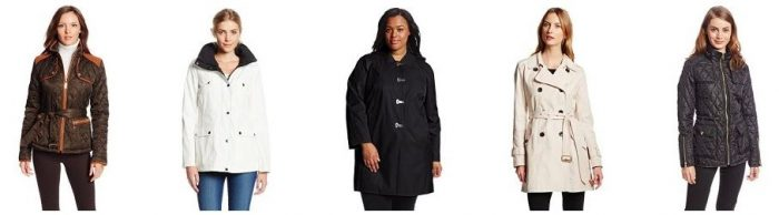 coats & trenches amazon deal