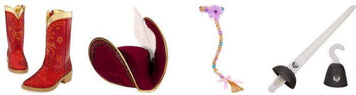 disney store halloween accessories