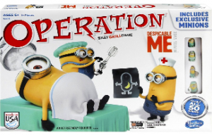 dispicable me operation
