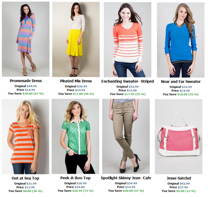downeast 50 off sale LAST DAY! DownEast: 50% Off Clearance! *Cute Dresses, Pants, Sweaters for $7.50! Tops for $5!*