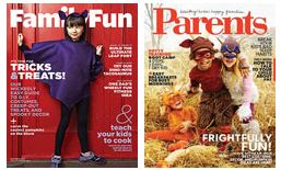 family fun and parents magazines