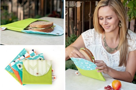 insulated lunch bags Fun Insulated Coolers for $11.99 & Matching Sandwich Bags for $2.99!