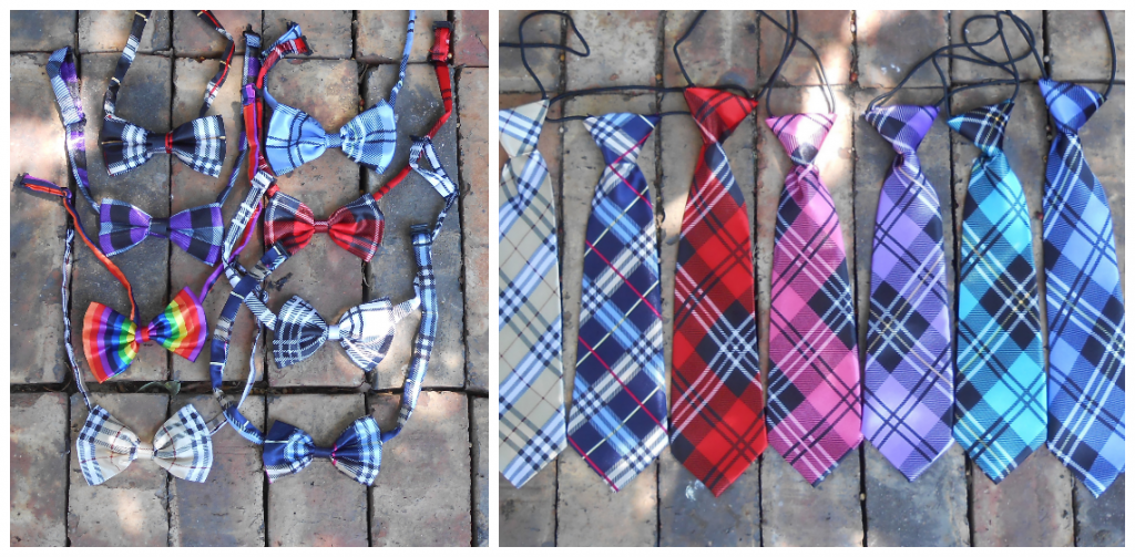 little boy ties