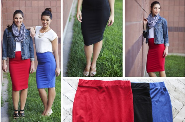 pencil skirts Pencil Skirts for $8.99!