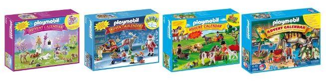 playmobil advent calendars amazon