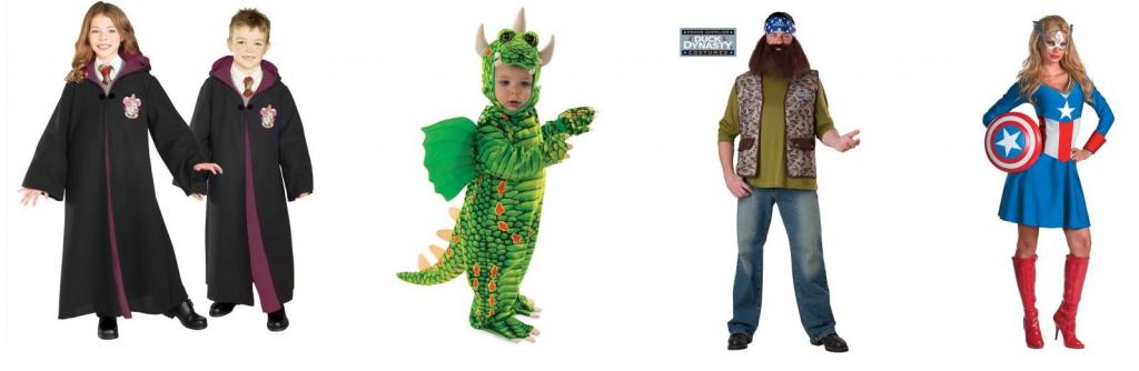 pumpkin buster costumes