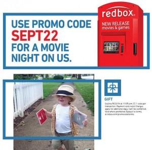 redbox free code