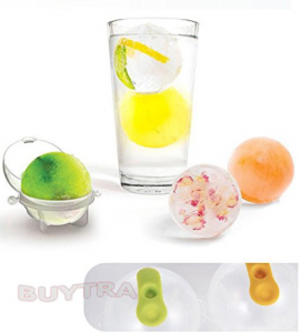 round oce cube mold 270x300 Ice Ball Mold 4pcs $2.36 + Free Shipping