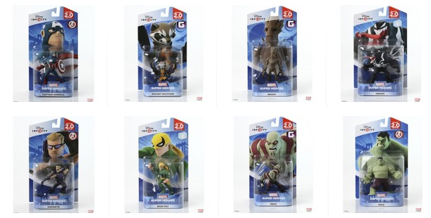 target disney infinity marvel figures Disney Infinity: Marvel Super Heroes 2.0 Edition Figures Buy 2 Get 1 FREE!
