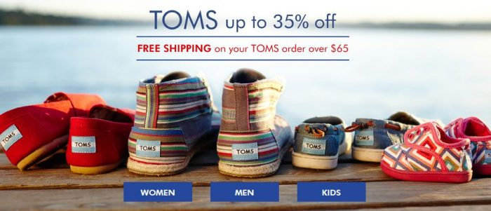 toms on sale at zulily *HOT* TOMS Sale at zulily! Up to 35% Off!