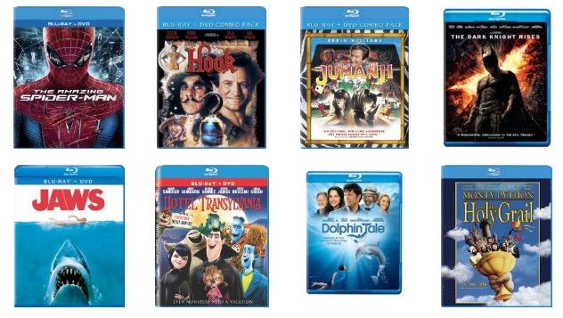 top blu-rays 9.99 and under