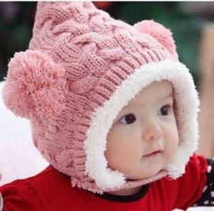 warm baby hats
