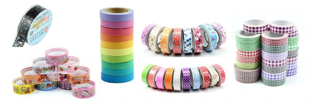 washi tape 10 rolls