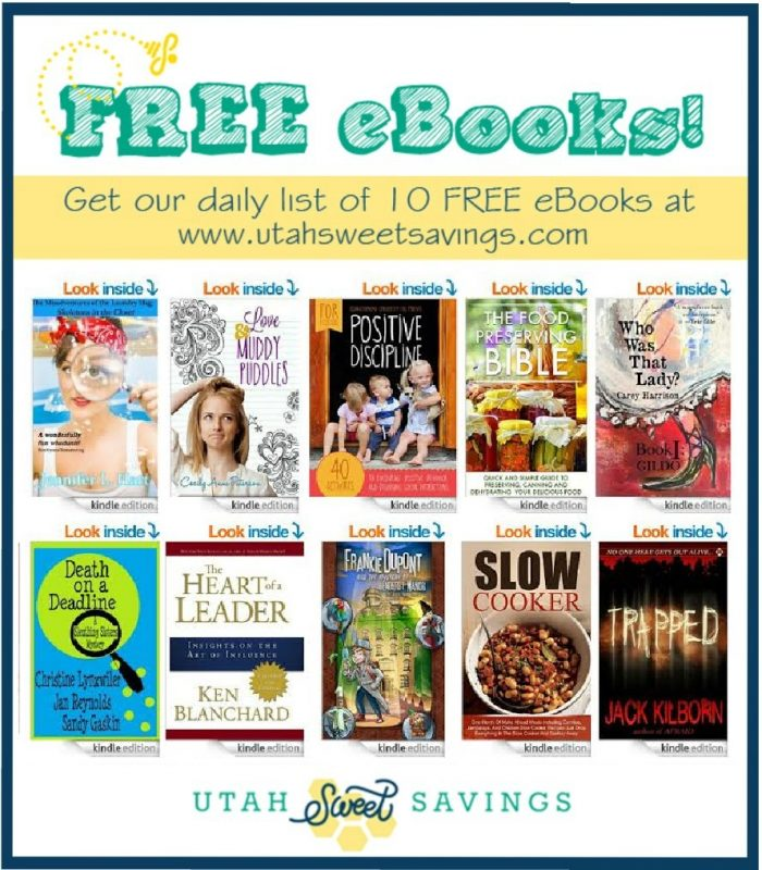 10 free ebooks5 10 FREE eBooks! The Heart of a Leader, Positive Discipline, More!