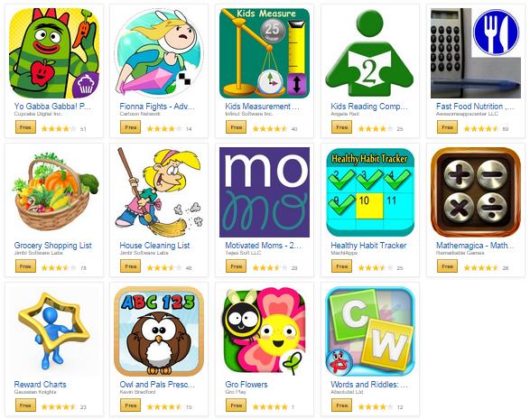 14 free amazon apps