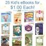 25 Kid's eBooks