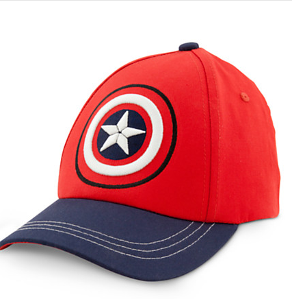 Captain America Hat Personalized Captain America Hat $9.94 Shipped! *Disney Store*