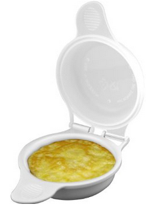 Chef Buddy Microwave Egg Cooker Microwave Egg Cooker for $5.99 (Reg $19.99)