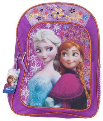 Disney Frozen Backpack Elsa & Anna Sisters Love
