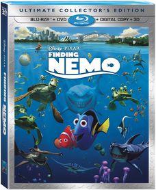Finding Nemo 3D Bluray