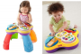 Fisher-Price Laugh and Learn Puppy and Friends Learning Table