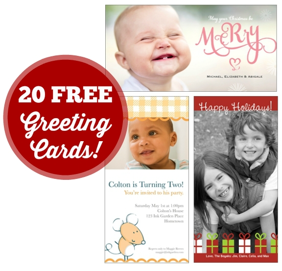 Free Christmas Cards 20