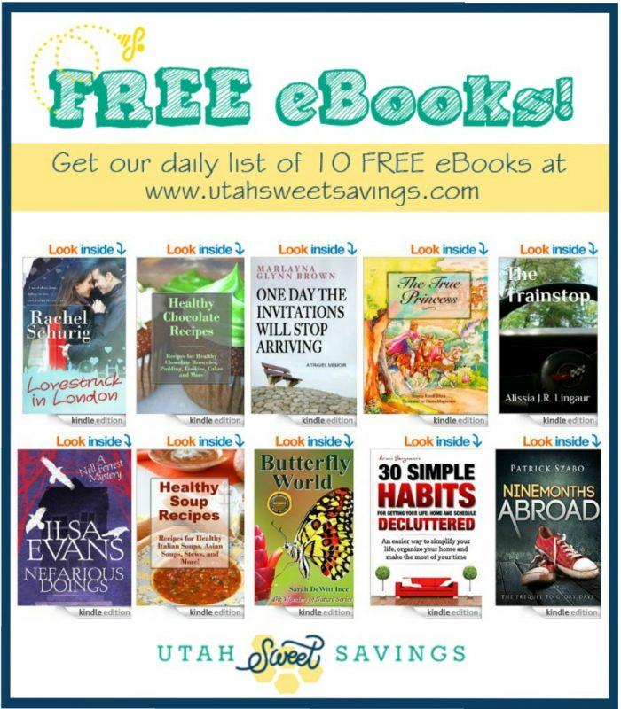 Free eBooks Oct 1