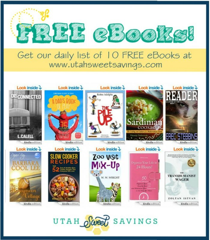 Free eBooks Oct 15