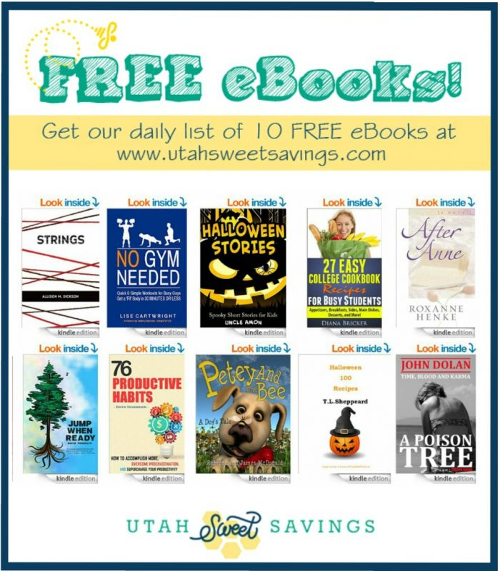 Free eBooks Oct 2