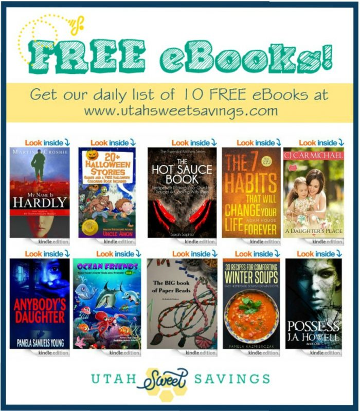 Free eBooks Oct 23