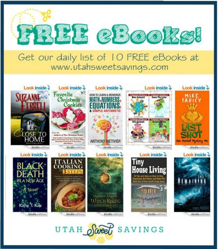 Free eBooks Oct 27