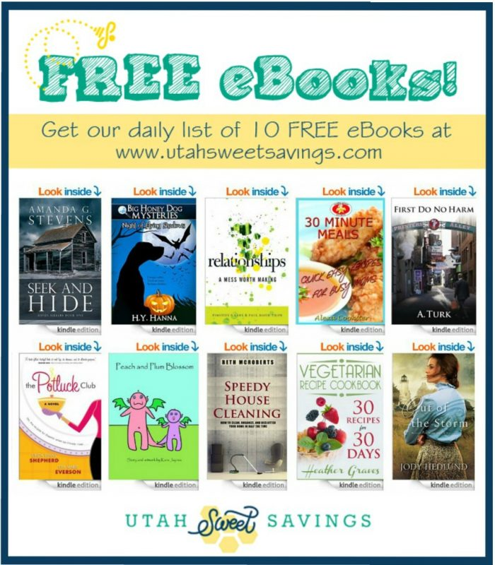 Free eBooks Oct 3