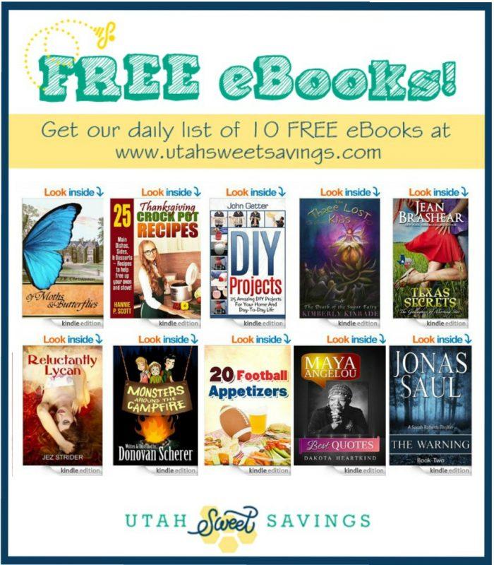 Free eBooks Oct 30