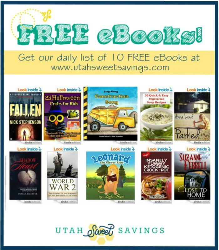 Free eBooks Oct 5