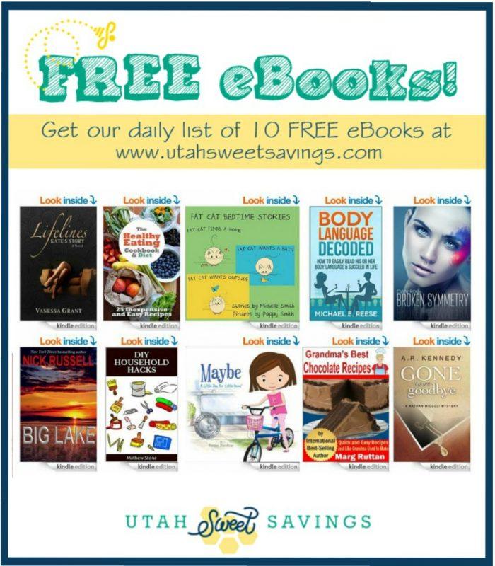 Free eBooks Oct 9