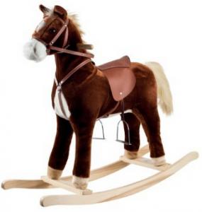 Happy Trails Plush Rocking Horse 285x300 Happy Trails Plush Rocking Horse for $57.99 (Reg $165.99)!