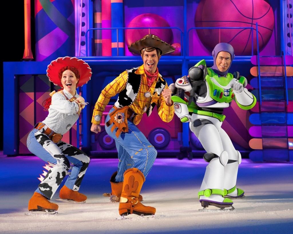 Jessie, Woody and Buzz Lightyear smlr