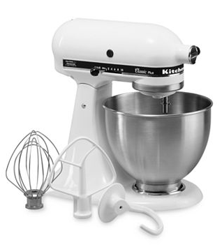 KitchenAid Classic Plus 4.5 qt. Stand Mixer *HOT HOT!* KitchenAid Stand Mixer for As Low As $114.99 (After Kohls Cash & Rebate)! *Ends Tonight*