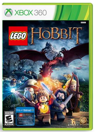 LEGO The Hobbit - Walmart Exclusive (Xbox 360)