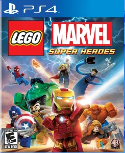 Lego super heros 245x300 The LEGO Movie Videogame and LEGO: Marvel Super Heroes $19.99 each!  (Reg $40)