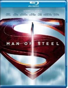 Man of Steel (Blu-ray + DVD + Digital HD with UltraViolet) image