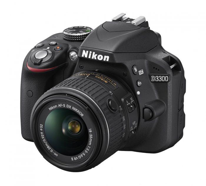 Nikon D3300 DSLR