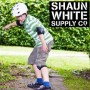 Professional ABS Outer Shell Shaun White Helmet