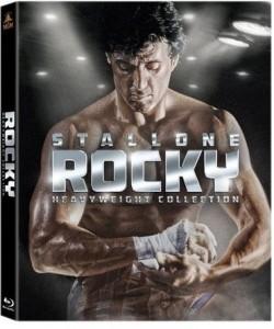 Rocky Heavyweight Collection blu-ray