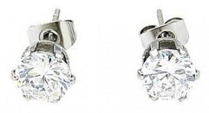 Silver-Crystal-Stud-Earrings