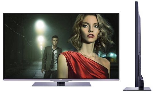 TCL 50-Inch 4K Ultra HD 120Hz LED TV