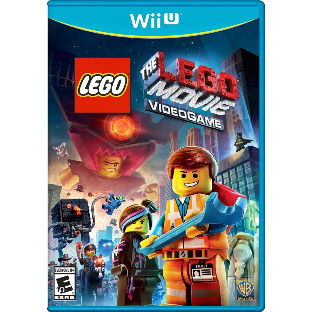 The Lego Movie Video Game 1024x1024 The LEGO Movie Videogame and LEGO: Marvel Super Heroes $19.99 each!  (Reg $40)