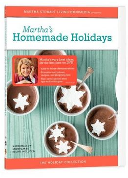 The Martha Stewart Holiday Collection - Homemade Holidays on DVD for $ ...