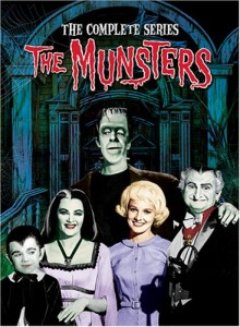 The Munsters The Complete Series