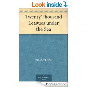 Twenty Thousand Legues under the sea